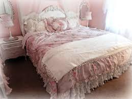 Shabby Chic White Comforter Best Shabby Chic Bedding Ideas U2014 Emerson Design