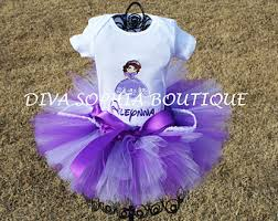 Sofia The First Toddler Bedding Sofia The First Tutu Set Newborn Baby Infant Toddler Up To