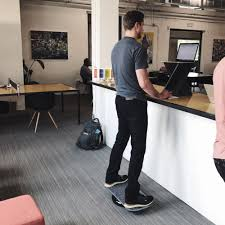Benefit Of Standing Desk by Benefits Of A Standing Desk Balance Board Improve Focus And Posture