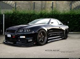 nissan skyline r34 custom nissan skyline history photos on better parts ltd