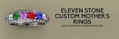 grandmother s ring custom 11 s rings family rings