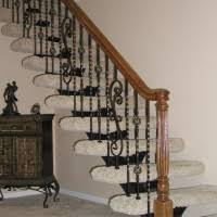 Staircase Spindles Ideas Exciting Images Of Home Interior Stair With Various Interior