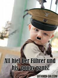 Baby Godfather Memes - skeptical baby meme 4
