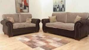 3 Seater And 2 Seater Sofa Sofa City Fabric Sofas