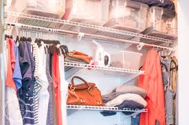why an organized closet is good for your health health starts in