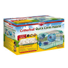 amazon com kaytee critter trail quick clean habitat pet supplies