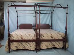 Wood Canopy Bed Frame Wood Canopy Bed Ideas Lustwithalaugh Design Best Cover