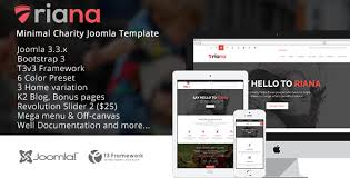 10 premium bootstrap joomla templates