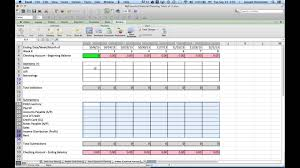 Daily Flow Template Excel How To Do A 8 Week Flow Forecast