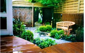 furniture beautiful pictures small garden courtyards the
