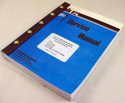 international 666 766 966 diesel engine service repair shop manual