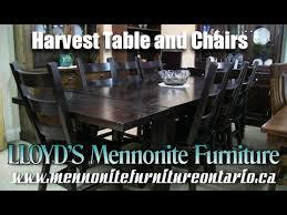mennonite furniture kitchener mennonite harvest table and chairs mennonite furniture toronto