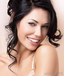 attractive middle aged women dark hair why do women wear makeup with pictures