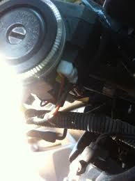 nissan maxima airbag light stays on i am having problems with a the starter from a 2001