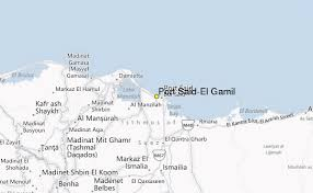 Port Said-El Gamil Weather Station Record - Historical weather for ... - Port-Said-El-Gamil.8