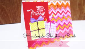 handmade christmas cards in india