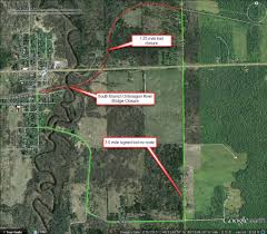 Radar Map For Michigan by Orv Trail Bridge Closed Temporarily For 803 000 Repair Project In