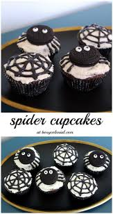 Cool Halloween Birthday Cakes by Best 25 Halloween Cupcakes Easy Ideas Only On Pinterest