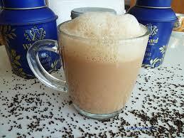 Teh Tarik teh tarik frothy tea from singapore and malaysia