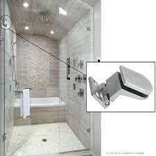 Hinged Glass Shower Door Glass Shower Door Hinges Degrees Stainless Steel Wall Mount Glass