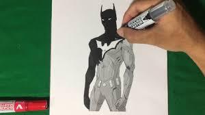 slim batman coloring pages sailany coloring kids