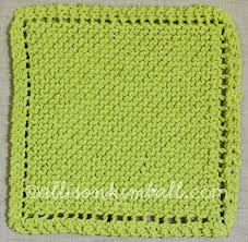 best 25 knitted dishcloth patterns ideas on knit