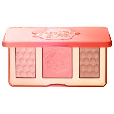 sweet peach glow peach infused highlighting palette too faced