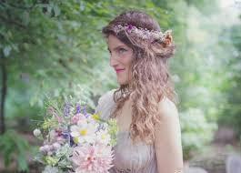 goddess headband dried flowers goddess headband boho chic bridal hair accessories