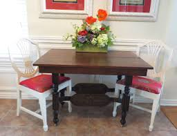 Duncan Phyfe Dining Room Table And Chairs Duncan Phyfe Table Makeover Beckwith S Treasures