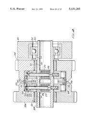 patent us5131285 transmission google patents
