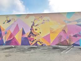 where to find los angeles best painted walls cbs los angeles geometric where to find los angeles best painted walls