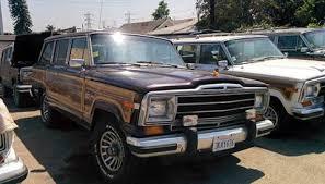 jeep grand wagoneer custom jeep grand wagoneer for sale carsforsale com