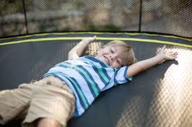 springfree 8ft trampoline u0026 safety net enclosure