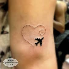 100 paper airplane tattoo meaning 30 amazing airplane tattoos