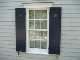 Lowes Shutters Interior Exterior Wood Shutters Lowes Exterior Wood Shutters Images
