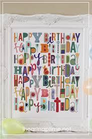 free happy birthday printable i heart nap time