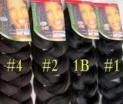 packs of kanekalon hair xpression 100 kanekalon hair ultra braid jumbo braiding hair