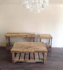 Wood Living Room Tables Reclaimed Wood Coffee Living Room Tables Kase Custom