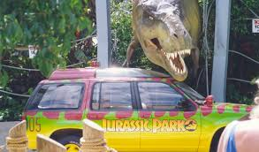 jurassic park car movie jurassic park by eldictator on deviantart