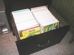 Comic Book Storage Cabinet I Bought A 4 Drawer File Cabinet Last Week I M Not