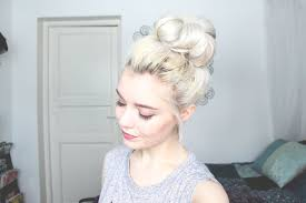 big bun hair big bun hair tutorial