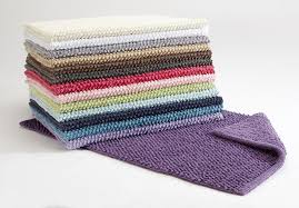 Modern Bath Mat Modern Bath Mats Casual Bathtub And Brown Towel - Designer bathroom mats