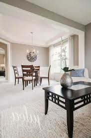 gray paint color ideas dining room contemporary with chicago model