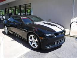 chevy camaro 2014 for sale 2014 chevrolet camaro ss for sale in asheville