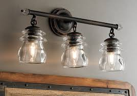 bathroom lighting captivating farmhouse bathroom light fixtures