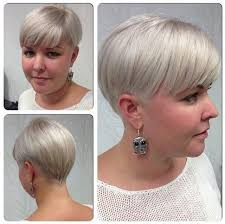 Images Of Neckline Haircut On Fat Women   40 cool and contemporary short haircuts for women woman haircut