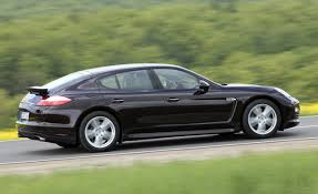 porsche 4 review 2011 porsche panamera panamera 4 review car and driver