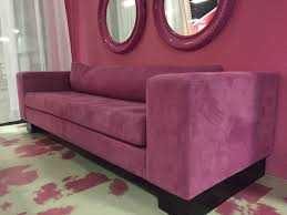 pink sofas for sale pink suede sofa couches futons kitchener waterloo kijiji