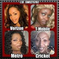 T Mobile Meme - verizon t mobile metro cricket