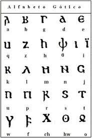 imagenes goticas letras letras góticas seleccionadas